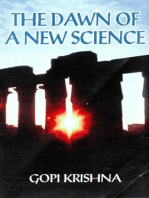 Kundalini: The Dawn of a New Science