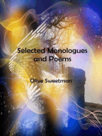 Selected Monologues and Poems