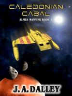 Caledonian Cabal (Almek Manning Book 3)