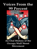Voices From the 99 Percent