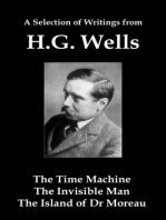 A Selection of Writings from HG Wells