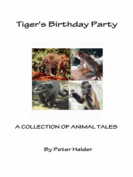 Tiger's Birthday Party