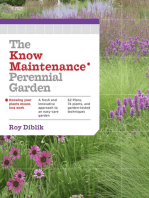 The Know Maintenance Perennial Garden
