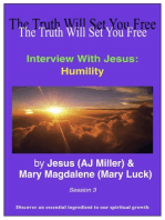 Interview with Jesus