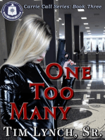 One Too Many, Book Three