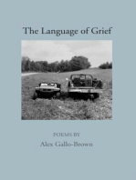 The Language of Grief