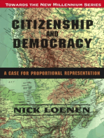 Citizenship and Democracy