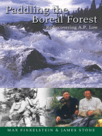 Paddling the Boreal Forest