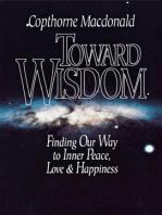 Toward Wisdom