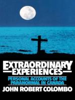 Extraordinary Experiences