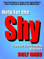 Help for the Shy