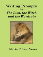 Writing Prompts for The Lion, The Witch and the Wardrobe