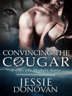 Convincing the Cougar (Cascade Shifters)