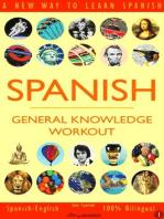 Spanish: General Knowledge Workout #1: SPANISH - GENERAL KNOWLEDGE WORKOUT, #1
