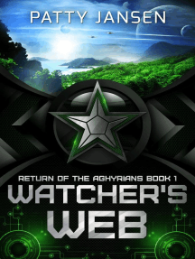 Watcher's Web: Return of the Aghyrians, #1