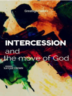 Intercession and the move of God
