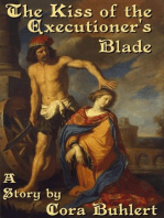 The Kiss of the Executioner's Blade