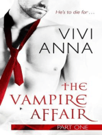 The Vampire Affair (Part One)