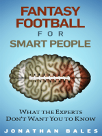 Fantasy Football for Smart People