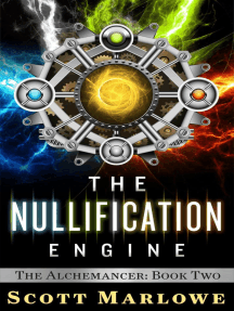 The Nullification Engine: The Alchemancer, #2