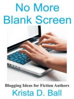No More Blank Screen