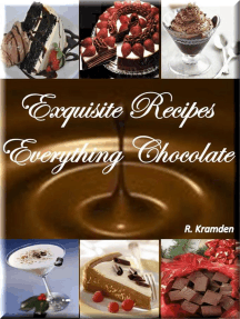 Exquisite Recipes: Everything Chocolate: 2