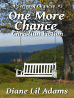 One More Chance - Christian Fiction