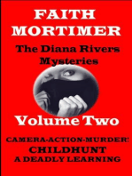 The Diana Rivers Mysteries - Volume Two (The Diana Rivers Mysteries Collection, #2)