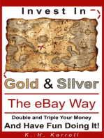 Invest In Gold And Silver The eBay Way