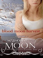 Blood Moon Harvest (The Cain Chronicles, #2)