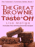 The Great Brownie Taste-off (The Yolanda's Yummery Series, #1)