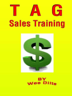 T A G Sales Training