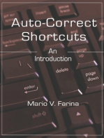 Auto-Correct Shortcuts (An Introduction)
