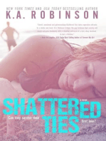 Shattered Ties (The Ties Series, #1)