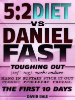The 5:2 Diet vs. Daniel Fast