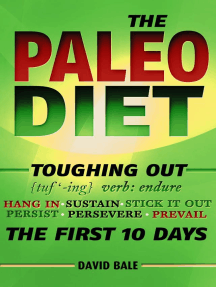 The Paleo Diet: Toughing Out The First 10 Days, #3
