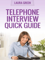 Telephone Interview Quick Guide (Job Search 101, #3)