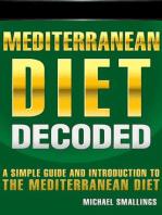 Mediterranean Diet Decoded
