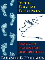 Your Digital Footprint Password Protection Requirements