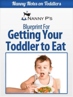 Getting Your Toddler to Eat