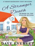 A Stranger Death - Murder On The English Riviera (Sarah Maddison Cozy Mysteries, #1)