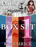 Darcy Sweet Cozy Mystery Box Set One
