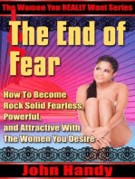 The End of Fear (The Women You REALLY Want, #1)