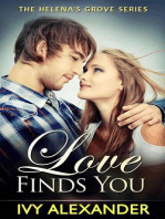 Love Finds You (The Helena's Grove Series, #1)