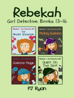 Rebekah - Girl Detective Books 13-16