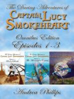 Lucy Smokeheart Omnibus Edition