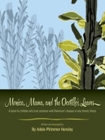 Monica, Mama, and the Ocotillo's Leaves