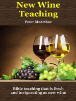 New Wine Teaching
