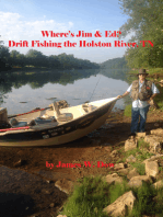 Where's Jim & Ed? Drift Fishing the Holston River, TN