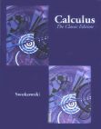 Calculus the Classic Edition